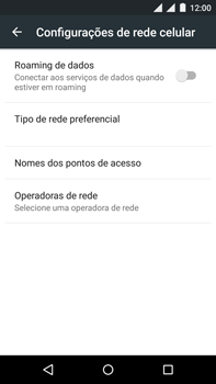 Motorola Moto X Play - Internet (APN) - Como configurar a internet do seu aparelho (APN Nextel) - Etapa 11