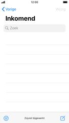 Apple iPhone SE - iOS 13 - E-mail - Bericht met attachment versturen - Stap 3