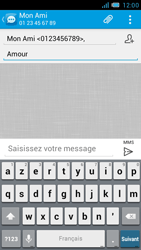 Bouygues Telecom Bs 471 - Contact, Appels, SMS/MMS - Envoyer un MMS - Étape 11