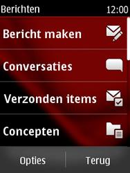 Nokia Asha 300 - MMS - probleem met ontvangen - Stap 11
