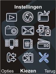 Sony Ericsson C903 - Buitenland - Bellen, sms en internet - Stap 3