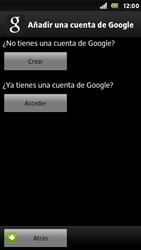 Sony Xperia U - Aplicaciones - Tienda de aplicaciones - Paso 6