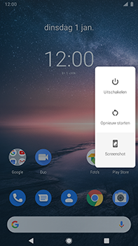 Nokia 8-sirocco-ta-1005-android-pie - Internet - Handmatig instellen - Stap 33
