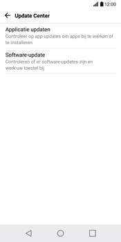 LG G6 H870 - Software updaten - Update installeren - Stap 6