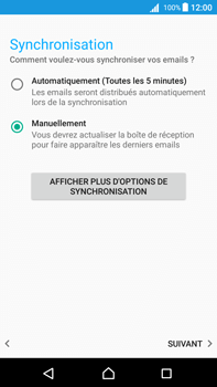 Sony Xperia Z5 Premium (E6853) - Android Nougat - E-mail - Configuration manuelle (yahoo) - Étape 10