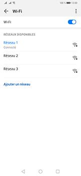 Huawei Mate 20 Pro - Wifi - configuration manuelle - Étape 7