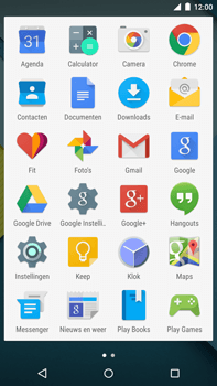 Motorola Nexus 6 - E-mail - Handmatig instellen - Stap 3