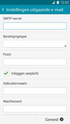 Samsung G900F Galaxy S5 - E-mail - Instellingen KPNMail controleren - Stap 20