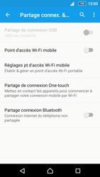Sony Xperia Z5 Compact - Internet et connexion - Utiliser le mode modem par USB - Étape 6