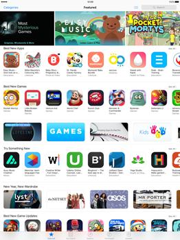 Apple iPad Pro 12.9 (1st gen) - iOS 9 - Applications - MyProximus - Step 3
