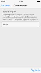 Apple iPhone 5s - Aplicaciones - Tienda de aplicaciones - Paso 9