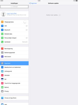 Apple iPad Pro 12.9 inch (Model A1671) - Software updaten - Update installeren - Stap 4