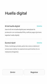 Huawei GX8 - Primeros pasos - Activar el equipo - Paso 15