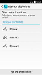 Huawei Y625 - Réseau - utilisation à l'étranger - Étape 10
