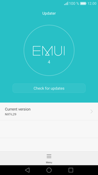 Huawei Mate 8 - Device - Software update - Step 5