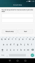 Huawei P8 Lite - E-mail - Manual configuration - Step 7