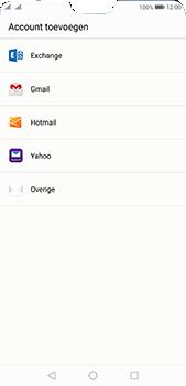 Huawei P20 Pro - E-mail - Handmatig instellen - Stap 5