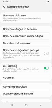 Samsung Galaxy S8+ - Android Pie (SM-G955F) - Beveiliging en ouderlijk toezicht - Nummer blokkeren - Stap 6