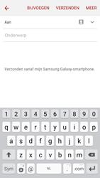 Samsung J500F Galaxy J5 - E-mail - Hoe te versturen - Stap 5
