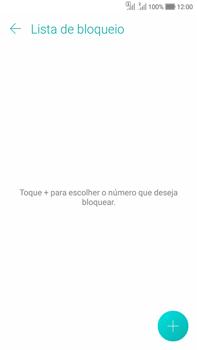 Asus Zenfone Selfie - Chamadas - Como bloquear chamadas de um número específico - Etapa 9