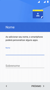 Motorola Moto G (4ª Geração) - Primeiros passos - Como ativar seu aparelho - Etapa 16