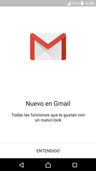 Sony Xperia E5 (F3313) - E-mail - Configurar Gmail - Paso 5