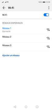 Huawei P20 Android Pie - Wi-Fi - Se connecter à un réseau Wi-Fi - Étape 8