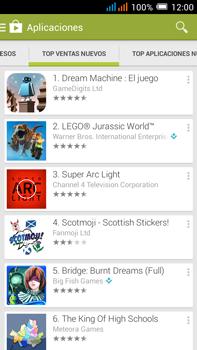 Alcatel Pop C9 - Aplicaciones - Descargar aplicaciones - Paso 10