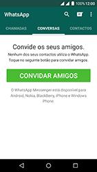 Wiko Fever 4G - Aplicações - Como configurar o WhatsApp -  10