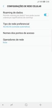 Samsung Galaxy Note 8 - Internet no telemóvel - Como ativar 4G -  6