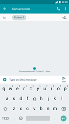 Nokia 8 (SingleSim) - MMS - Sending a picture message - Step 7