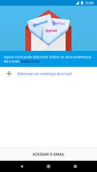 Google Pixel 2 - Email - Como configurar seu celular para receber e enviar e-mails - Etapa 5