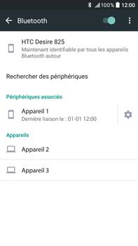 HTC HTC Desire 825 - Bluetooth - connexion Bluetooth - Étape 10