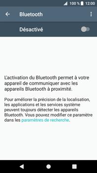 Sony Xperia XA1 Plus - WiFi et Bluetooth - Jumeler votre téléphone avec un accessoire bluetooth - Étape 5