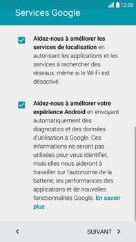 LG G4 - Premiers pas - Créer un compte - Étape 12