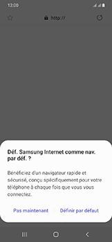 Samsung Galaxy A20e - Internet - configuration manuelle - Étape 24