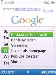 Nokia C5-00 - Internet - internetten - Stap 6