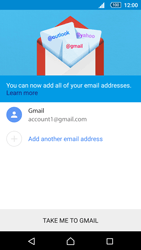 Sony Sony Xperia Z5 (E6653) - E-mail - Manual configuration (gmail) - Step 15