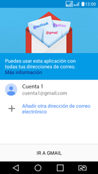 LG K4 (2017) - E-mail - Configurar Gmail - Paso 14