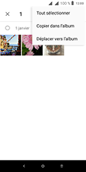 Alcatel 1 - Photos, vidéos, musique - Envoyer une photo via Bluetooth - Étape 7