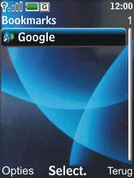 Nokia 6600 slide - Internet - Hoe te internetten - Stap 9