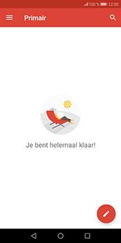 Huawei P Smart - E-mail - Handmatig instellen (gmail) - Stap 6