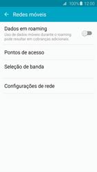 Samsung Galaxy S6 - Internet (APN) - Como configurar a internet do seu aparelho (APN Nextel) - Etapa 7