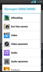 LG P710 Optimus L7 II - E-mail - E-mails verzenden - Stap 11