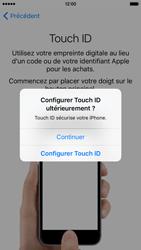 Apple iPhone 6s - Premiers pas - Créer un compte - Étape 13