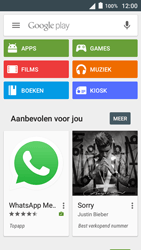Alcatel OneTouch POP 3 (5) 3G (OT-5015X) - Applicaties - Account aanmaken - Stap 19