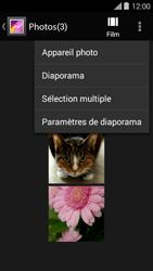 Bouygues Telecom Ultym 5 II - Photos, vidéos, musique - Envoyer une photo via Bluetooth - Étape 6