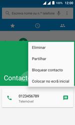 """Alcatel Pixi 4 (4"""") - Chamadas - Como bloquear chamadas de um número -  7"""