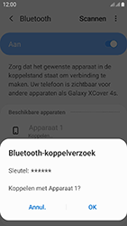 Samsung galaxy-xcover-4s-dual-sim-sm-g398fn - Bluetooth - Headset, carkit verbinding - Stap 8