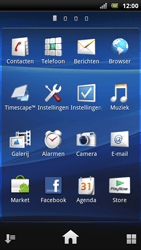 Sony Ericsson Xperia Arc S - Internet - internetten - Stap 2
